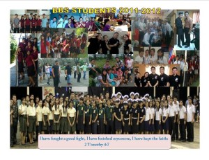 BBS Students 2011
